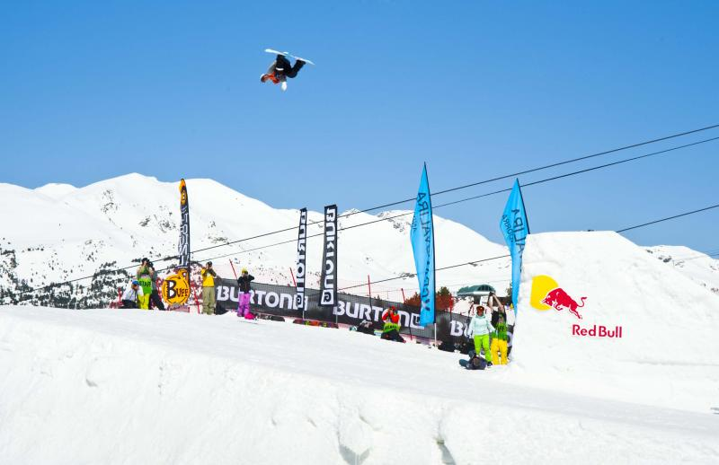 Grandvalira Total Fight 2013