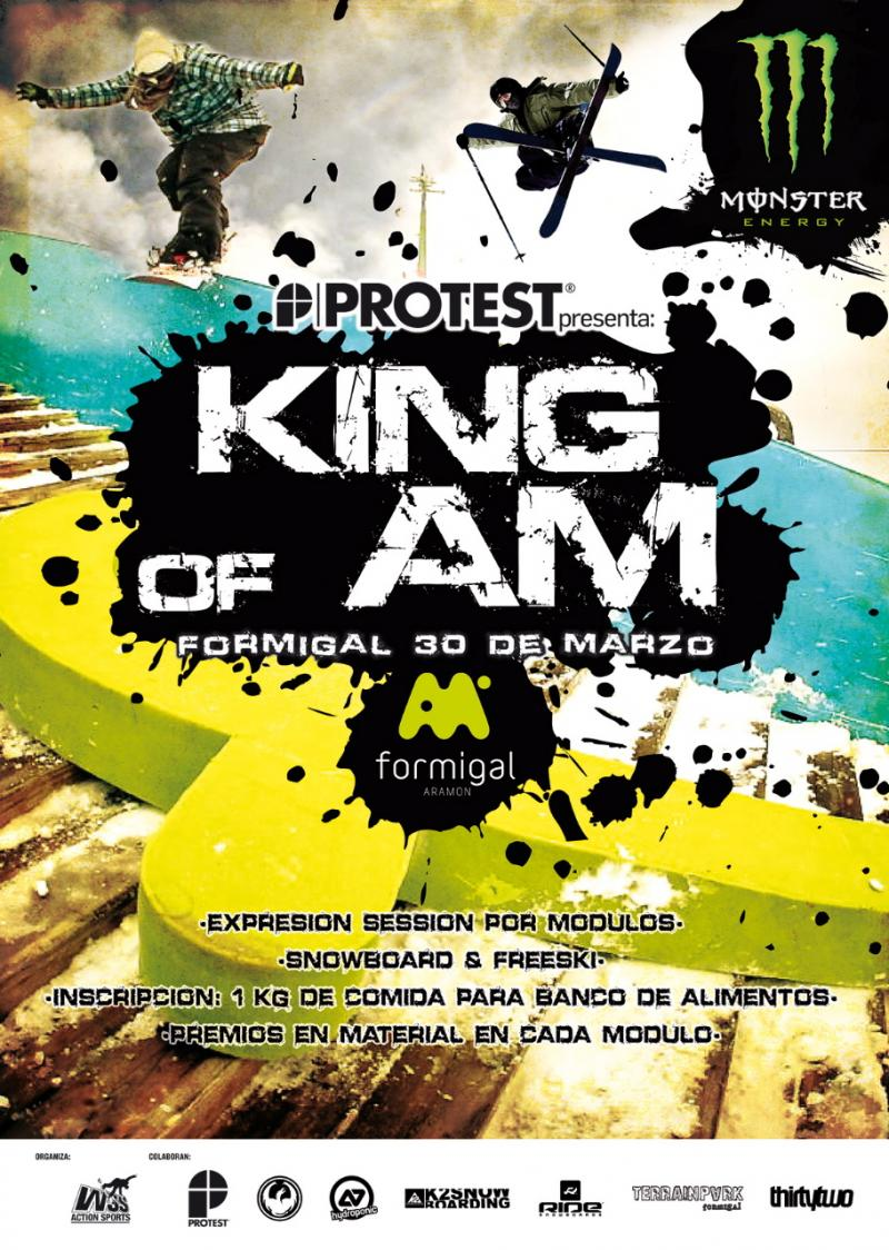Protest King Of AM 2013