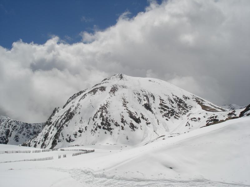 Fotografías de las nevadas primaverales de las últimas temporadas, que no son tan excepcionales como parece.