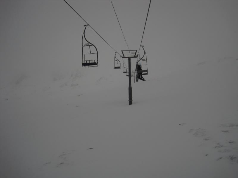 Snowevolution no se quiso perder la apertura excepcional e histórica de la estación de Porté Puymorens en Junio.