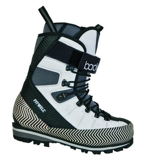 Fitwell Backcountry, La bota que te llevará hasta la cima!