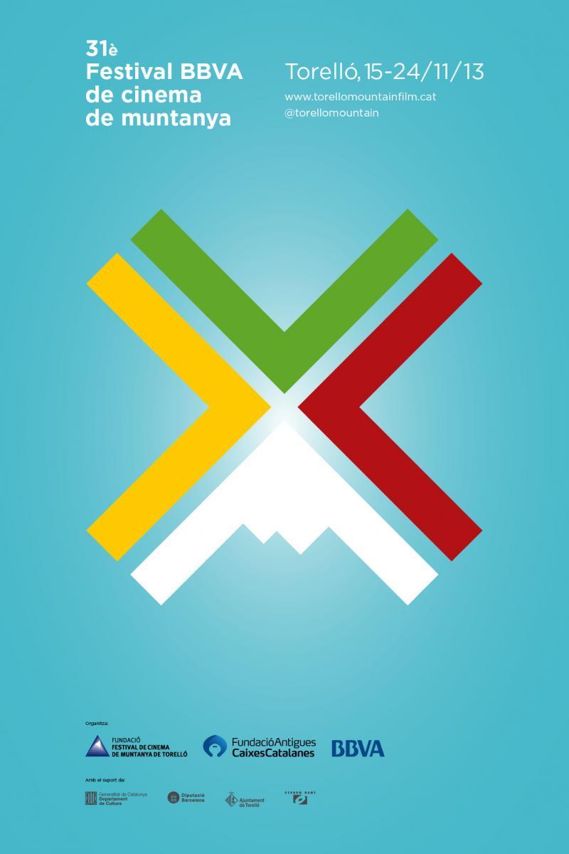 Del 15 al 24 de Noviembre se celebrará la 31a edición del famoso festival de cine de montaña de Torello.