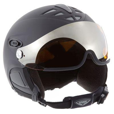 casco visera integrada
