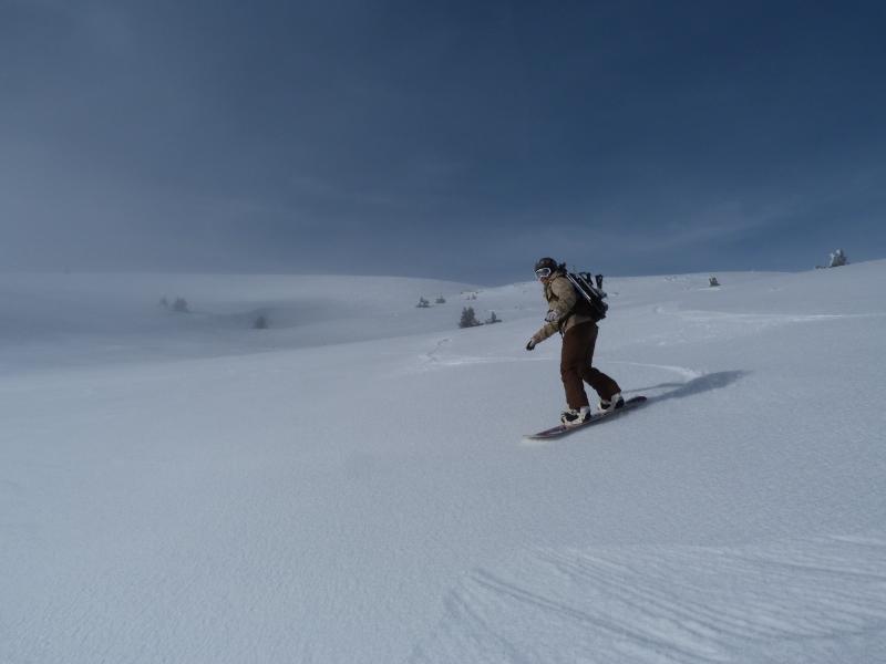 Empezamos el año con una salida fácil cerca de casa, la cara este del Vulturó (2.345 m) en Solsona, muy cerca de la estación de esquí de Port del Comte