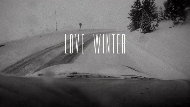Love winter